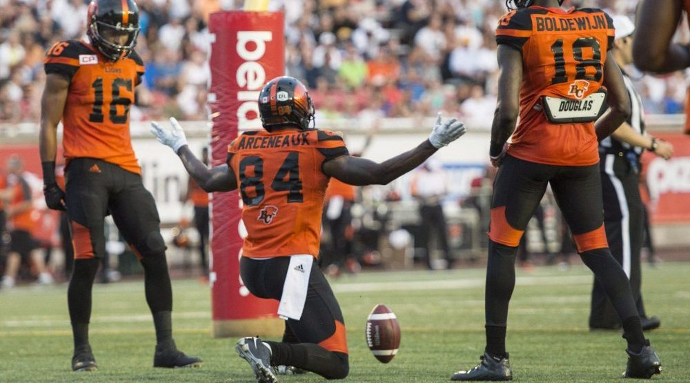 Quick-6: Lions trump Alouettes in Montreal