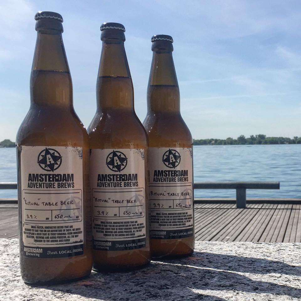 Amsterdam Brewing Toronto