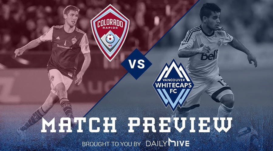 Match preview: Whitecaps FC try to bump winless slump against Colorado Rapids