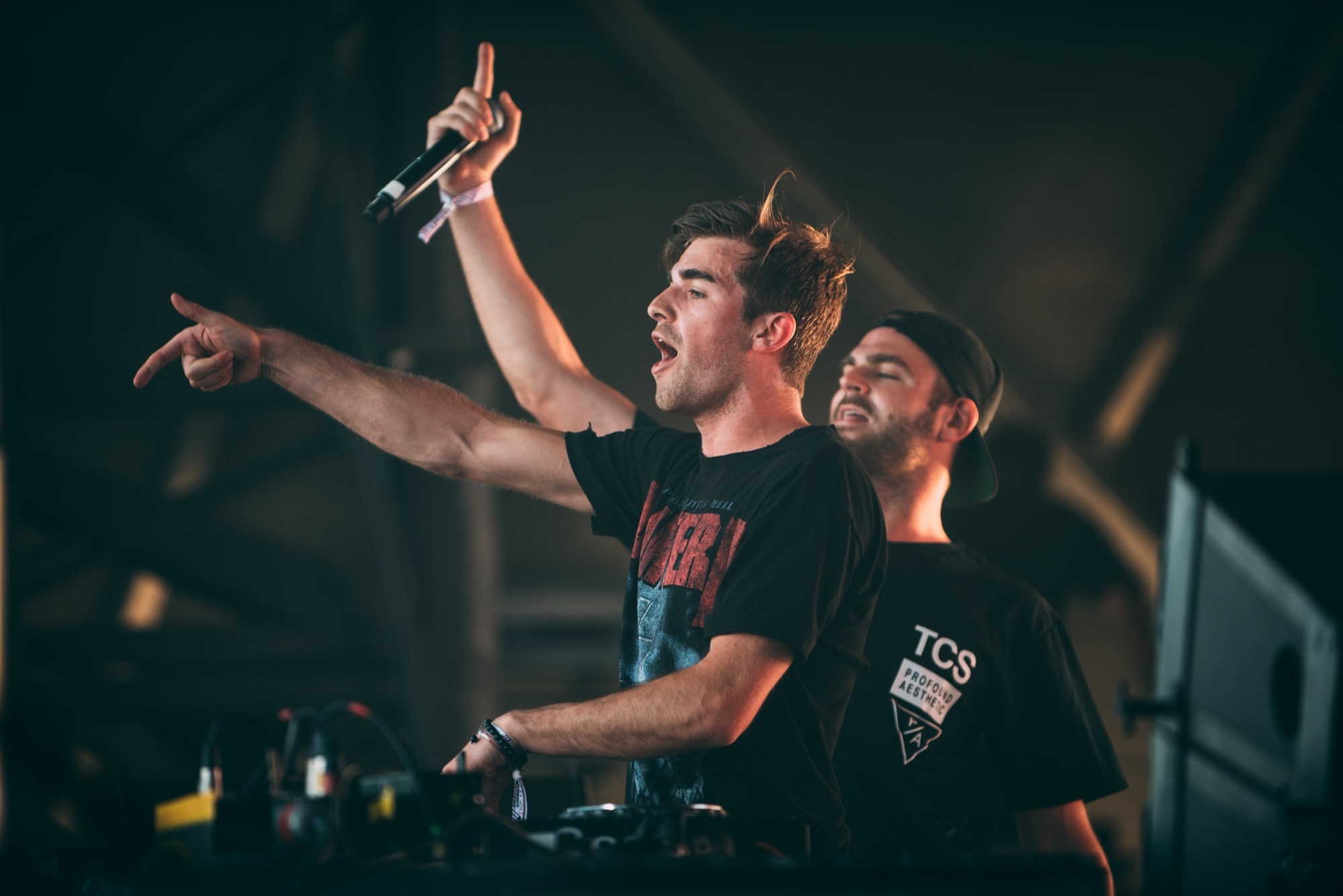 Interview: Alex Pall of The Chainsmokers talks production style and party-rock anthems