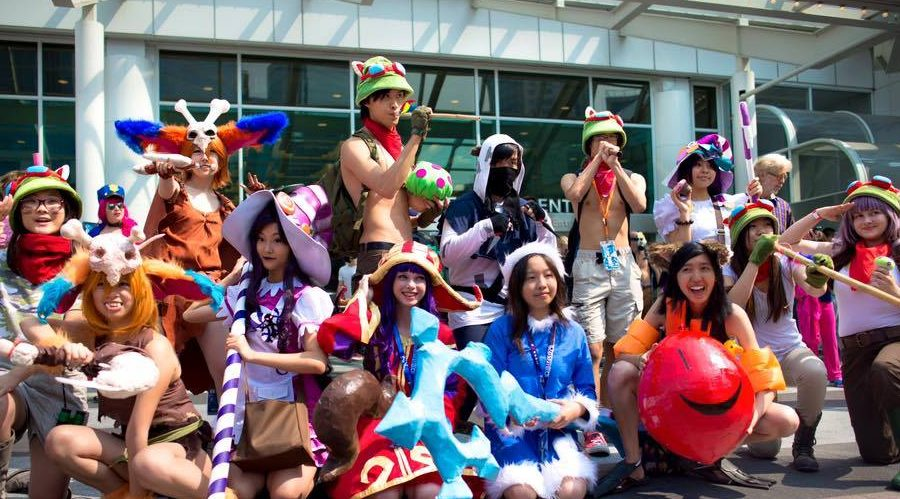 17 photos of the best cosplays at Day 1 of Anime Revolution