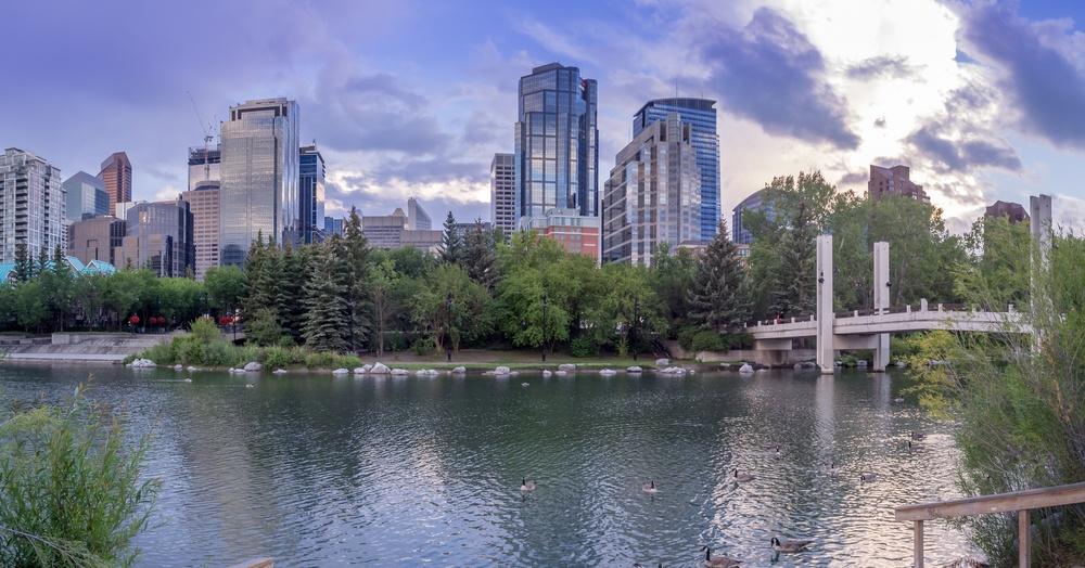Calgary august