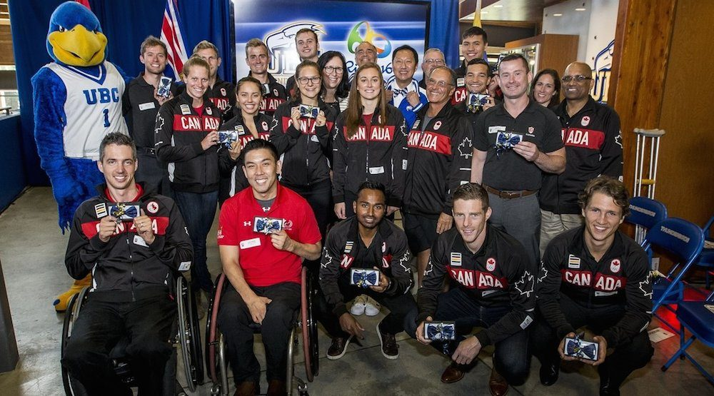 Record 29 athletes from UBC competing with Team Canada at Rio 2016 (PHOTOS)