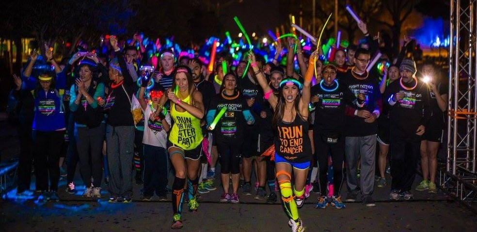 Be a part of the world's first running music festival at Night Nation Run Vancouver 2016
