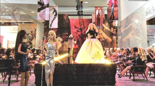 barbie expo
