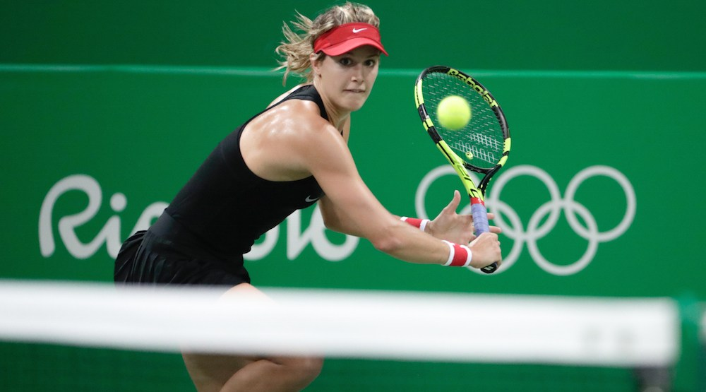 Genie Bouchard eliminated in women's singles at Rio 2016 Olympics