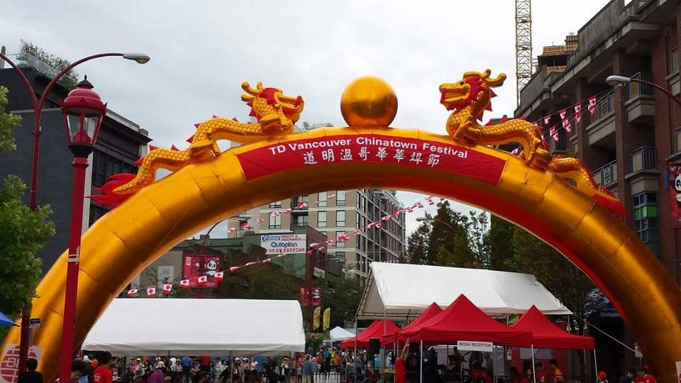 TD Vancouver Chinatown Festival celebrates multicultural heritage and Hong Kong roots