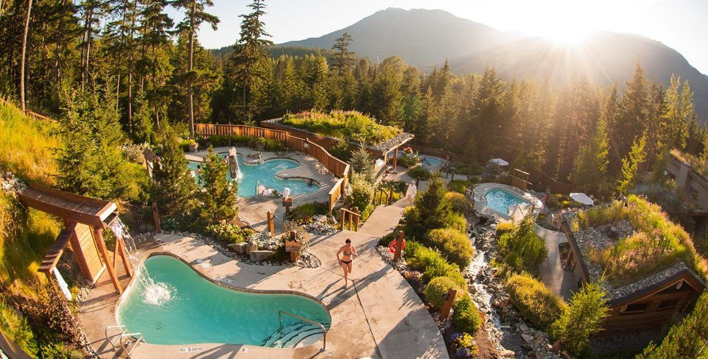 Scandinave Spa in Whistler (Scandinave Spa)