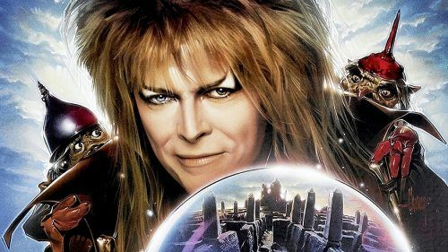 David Bowie in Labyrinth (Henson Associates, Lucasfilm)