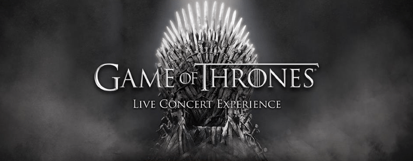 Live Game of Thrones concert experience is coming to Toronto