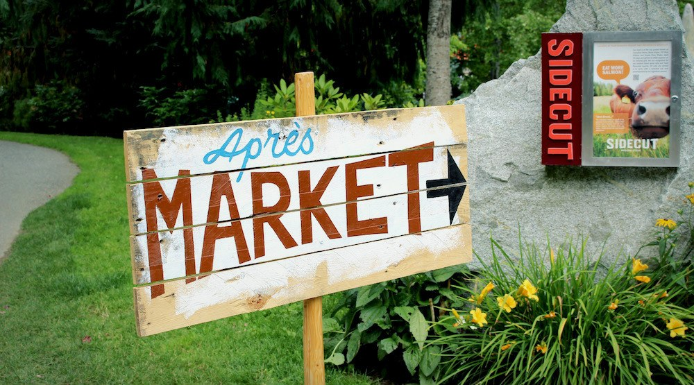 Apres Market: From Whistler Farmers' Market to your table at the Four Seasons