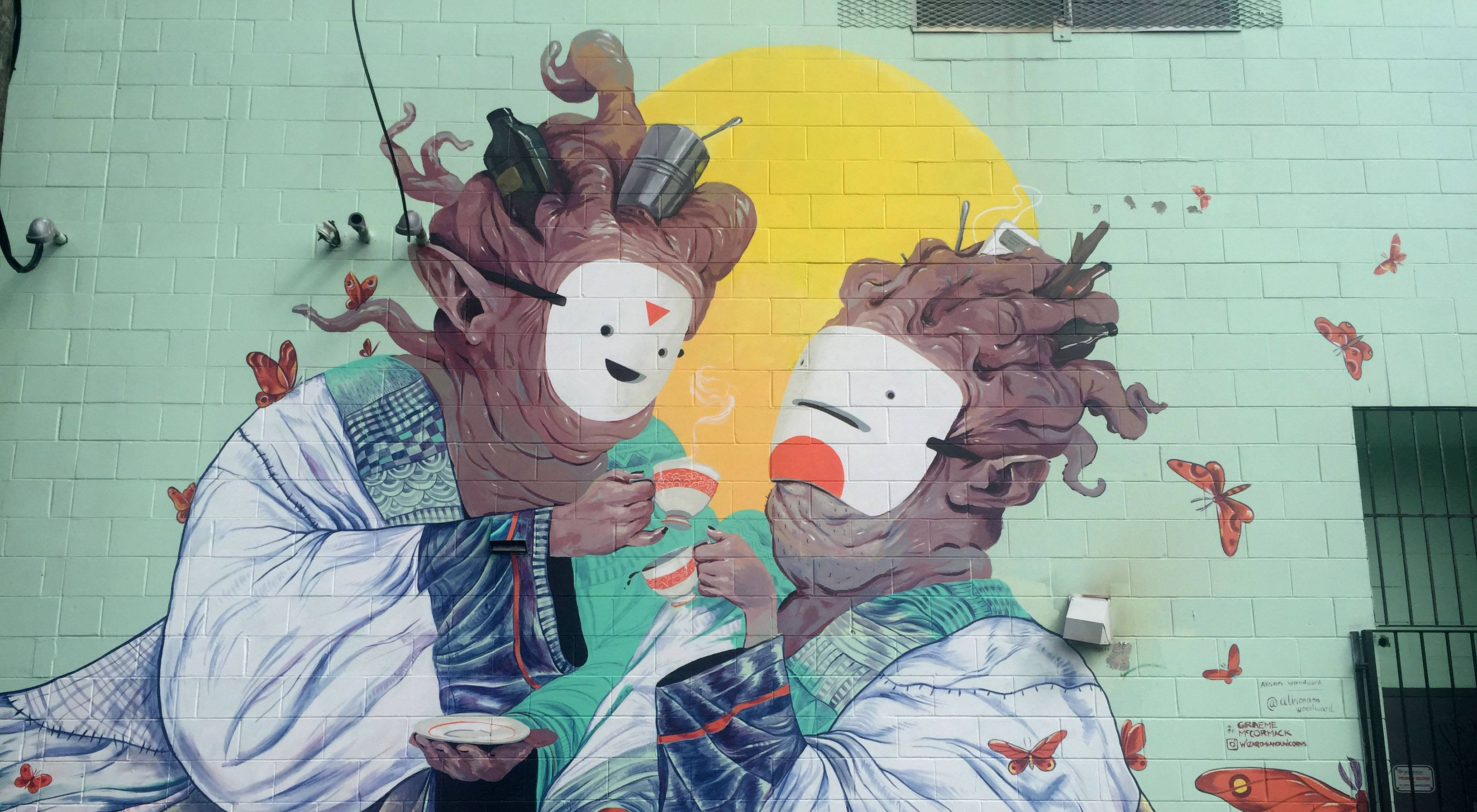 Vancouver Mural Festival Map: Where to find all 41 new permanent murals in the city