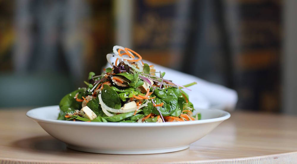 Eat Your Lunch Out: Vegan and vegetarian restaurants
