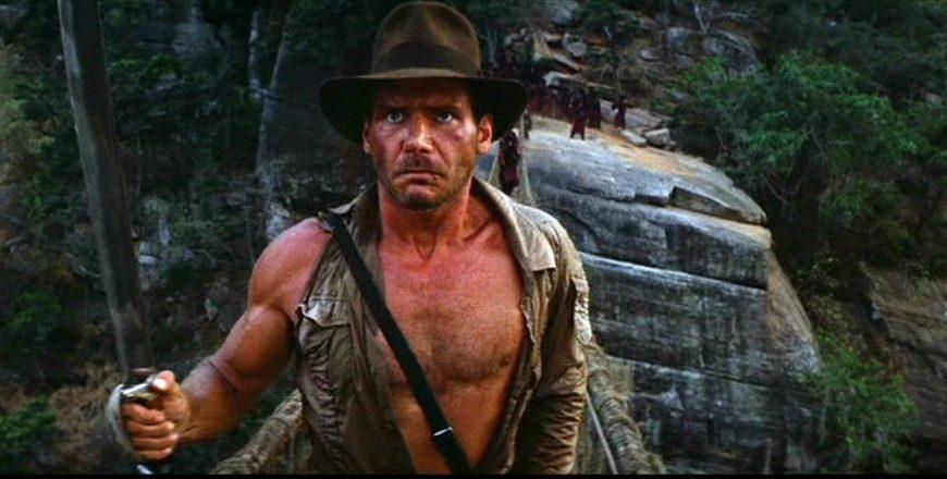 Indiana Jones movie marathon at The Rio Theatre