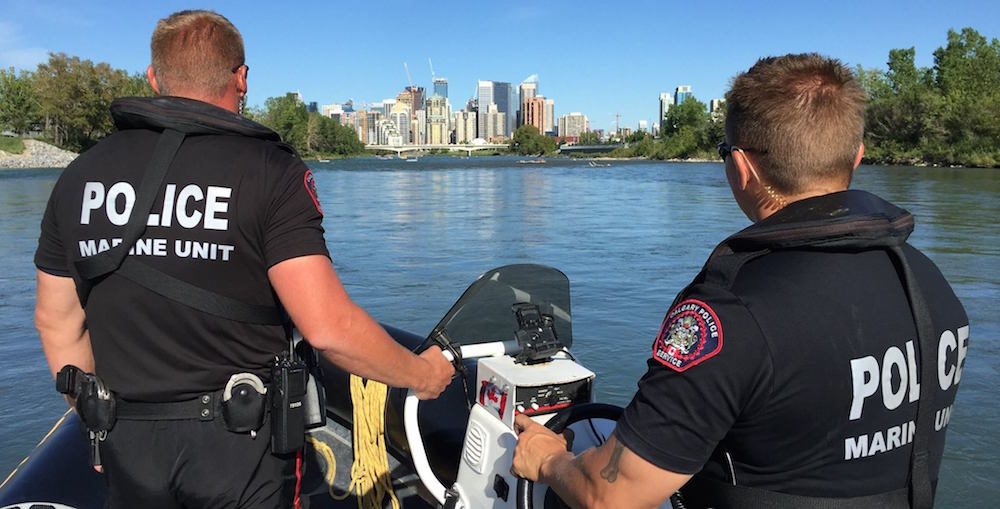 Calgary Police Service go above and beyond with random act of kindness