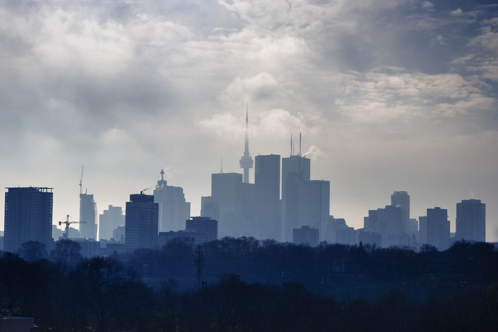 Special air quality alert issued for City of Toronto