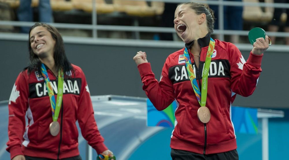 Canada off to record start at Rio Olympics, and we have our women to thank