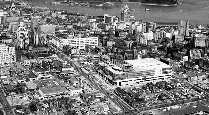 Old vancouver photo