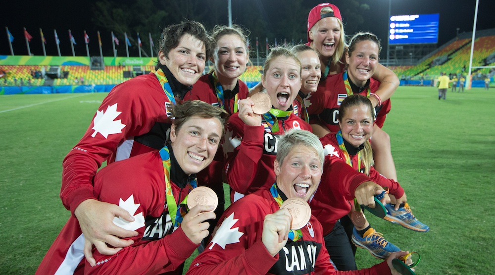 Image: Mark Blinch / Canadian Olympic Committee