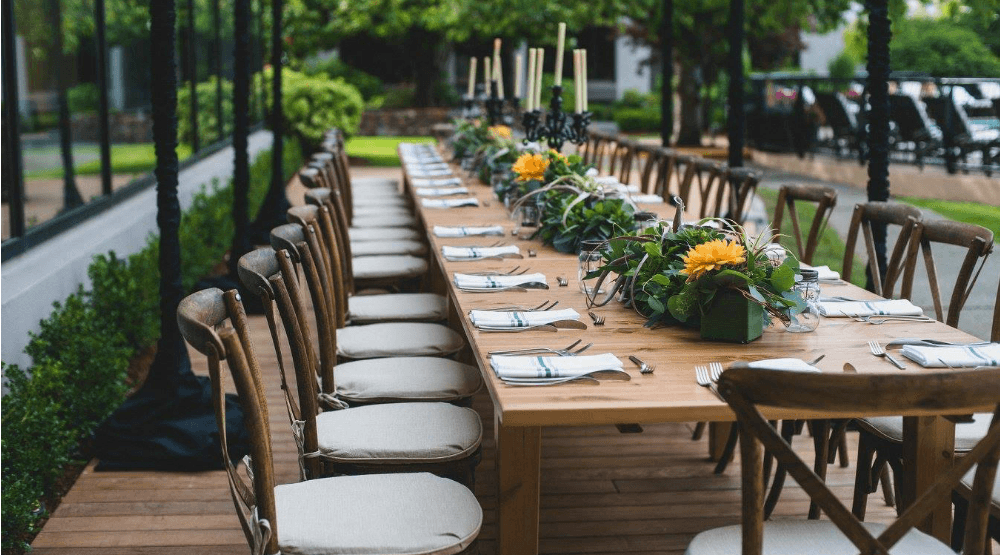 Stay at The Westin Bayshore and attend the Long Table Dinner Series (CONTEST)