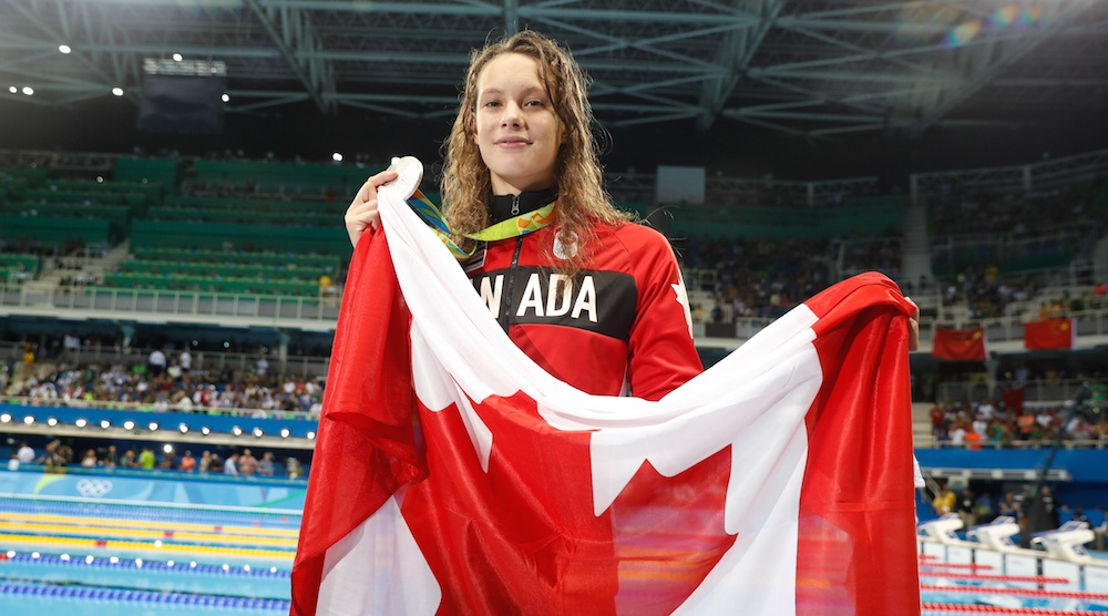 Penny Oleksiak will change how Canada watches the Summer Games
