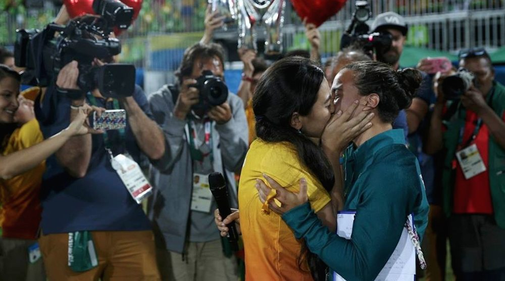 Rio 2016 isadora cerullo marjorie enya