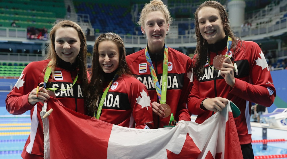 Swimming canada bronze2