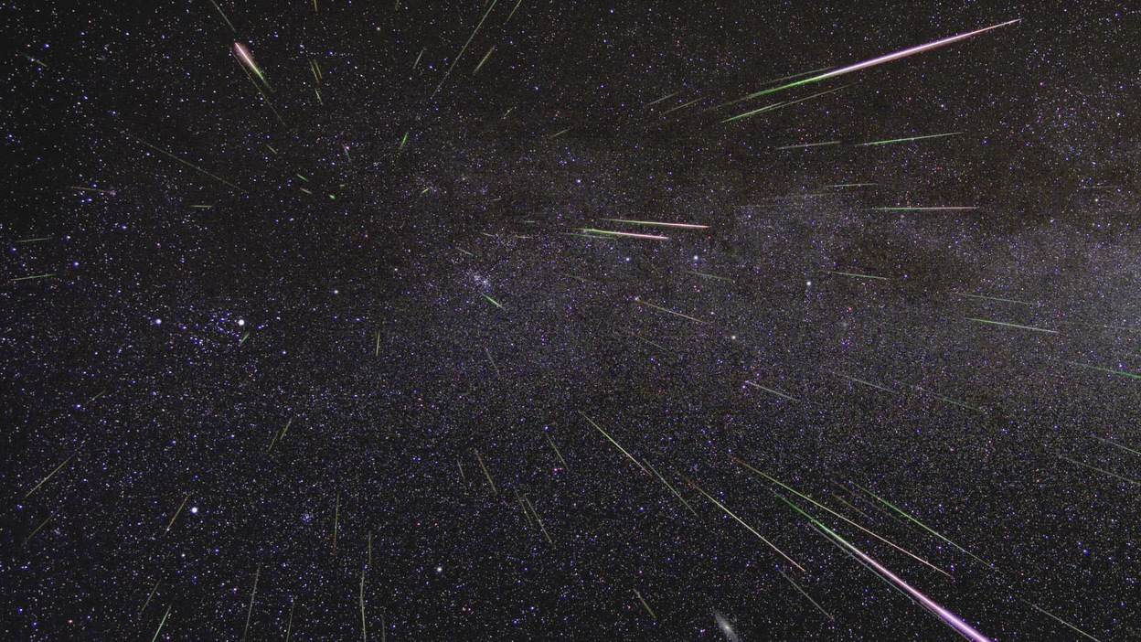 Perseid meteor shower to peak over Canada tonight