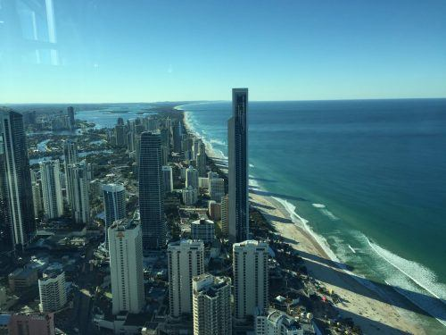 SkyPoint in Surfers Paradise