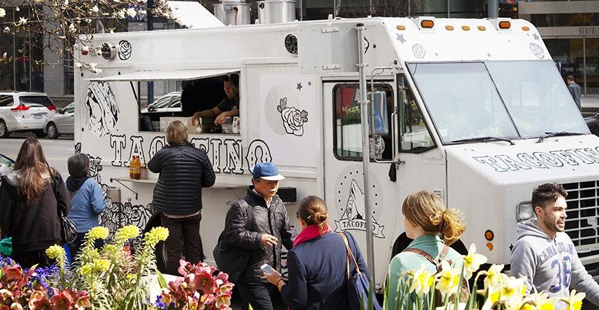 Tacofino food truck vancouver