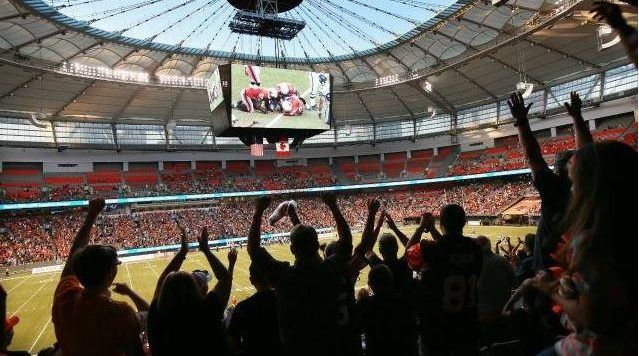 It's time to come back to BC Lions football
