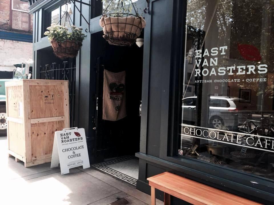 East Van Roasters in the Downtown Eastside (East Van Roasters/Facebook)