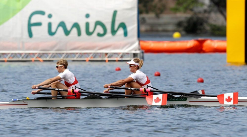 Lindsay Jennerich and Patricia Obee win Olympic rowing silver for Canada