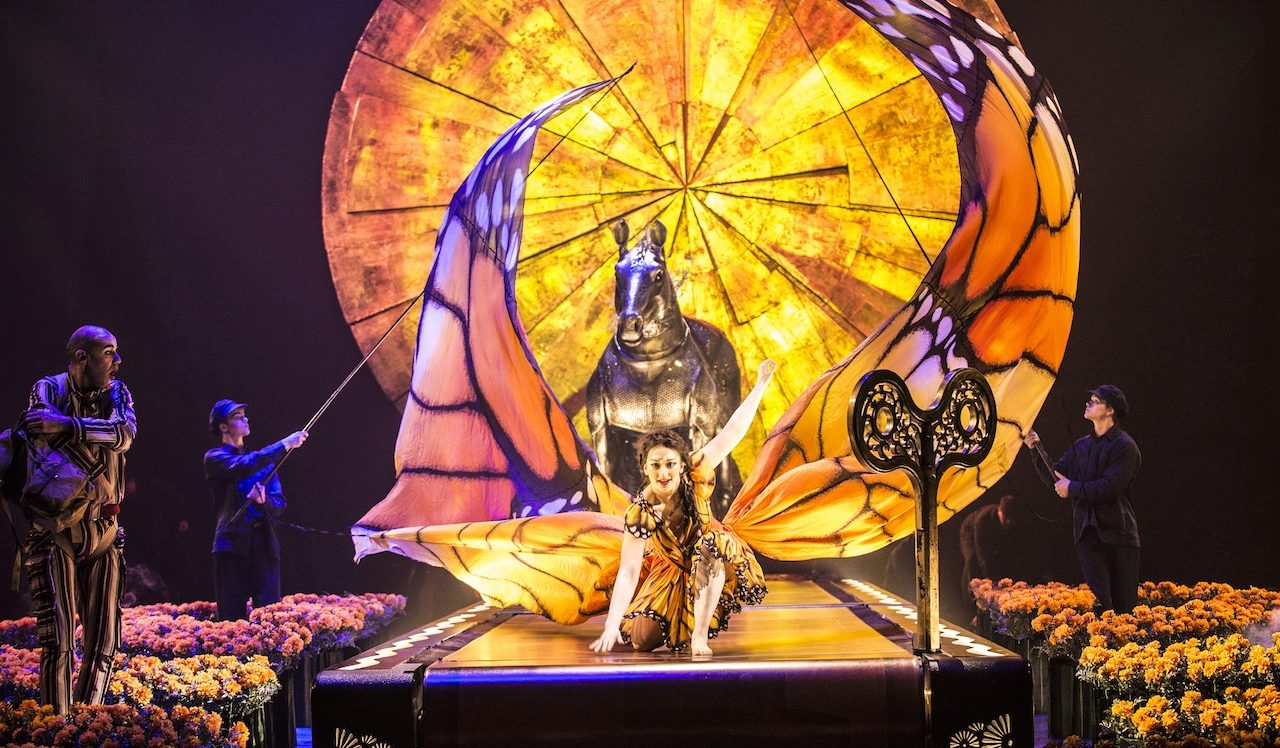 Review: Cirque du Soleil's Luzia is nothing short of stunning (PHOTOS)