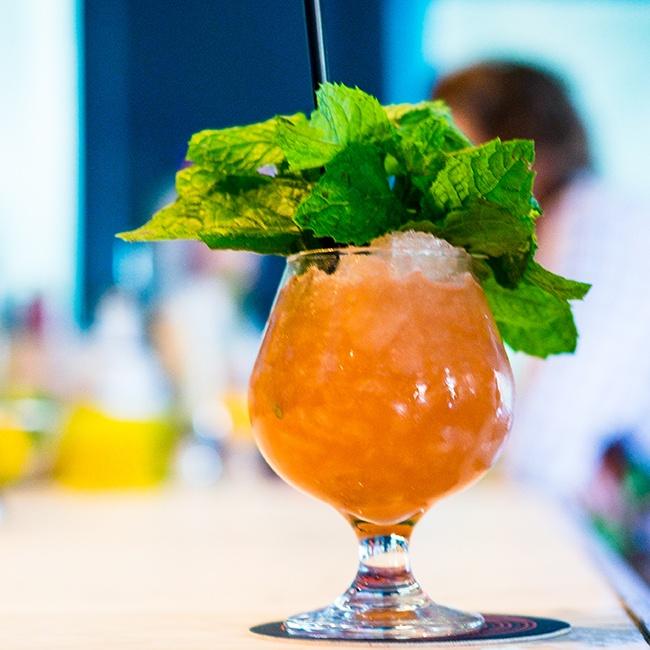 Ricardos hideaway calgary cocktail