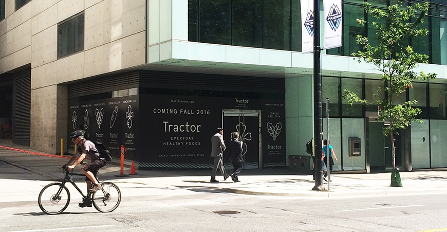 Tractor Foods opening downtown location this fall