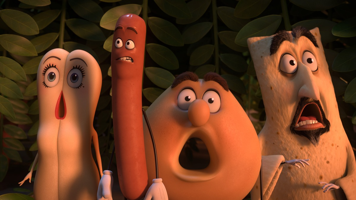 Film Review - Sausage Party - Dan Nicholls - Daily Hive