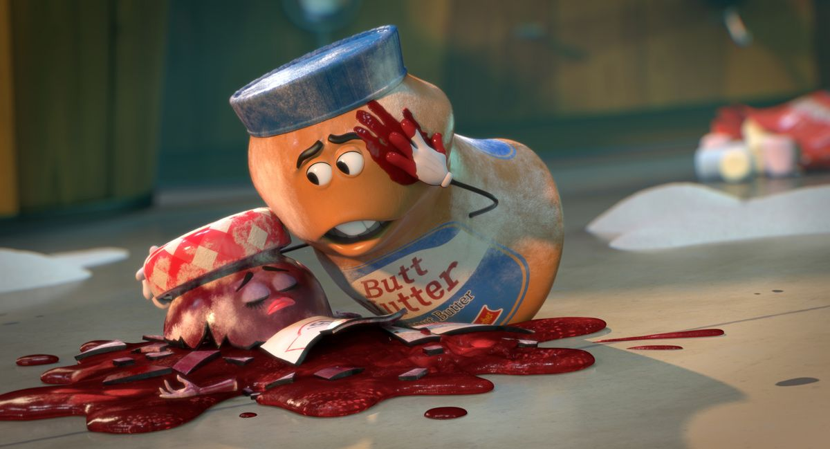 Sausage Party Film Review by Dan Nicholls for Daily Hive