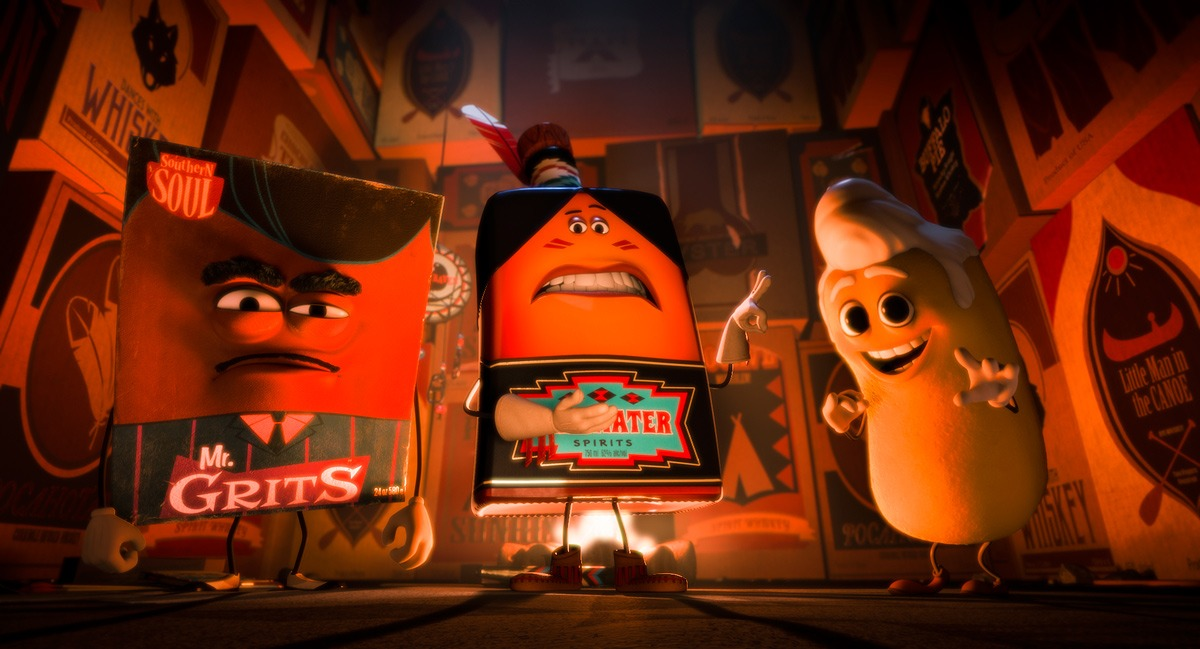 Sausage Party Review by Dan Nicholls for Daily Hive