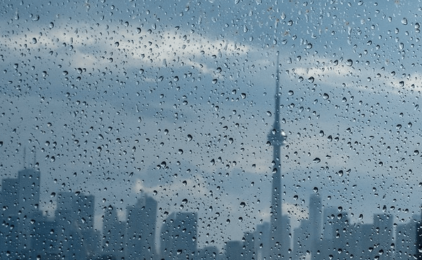 Toronto's heat warning has been lifted and a rain alert has been issued