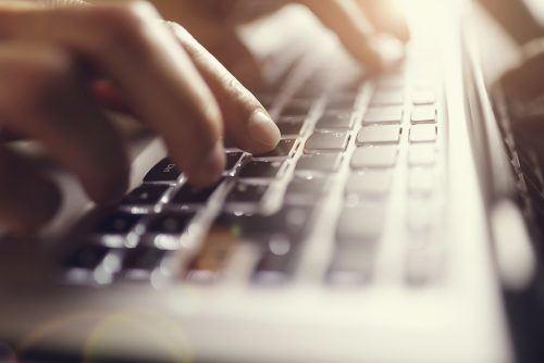 Image: iStock/Businessman using laptop computer