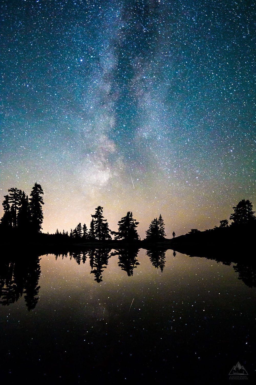 The Perseid Meteor Shower 2016 (Callum Snape Photography/Facebook)