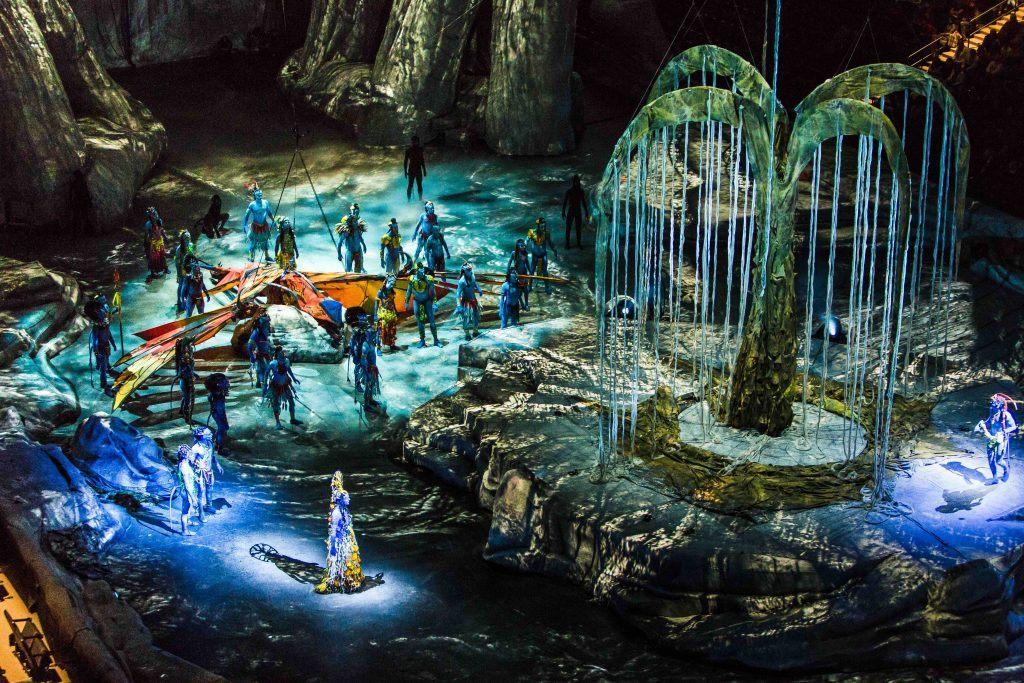 Photo Credit: Jesse Faatz/ TORUK Cirque du Soleil