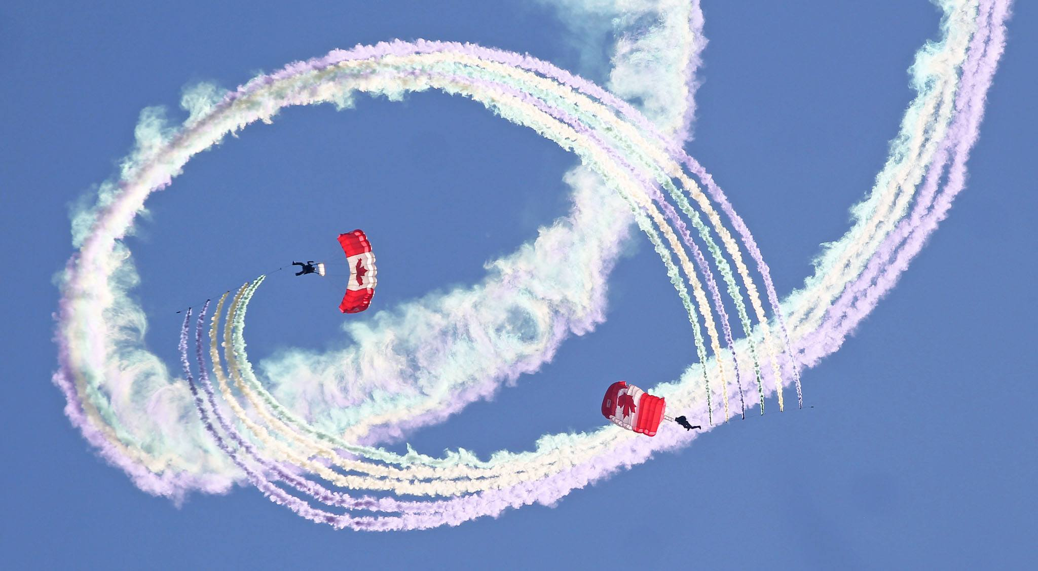 17 stunning photos and videos from the Abbotsford International Airshow