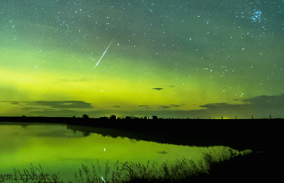 9 amazing shots of the Perseid meteor shower around Calgary (PHOTOS)