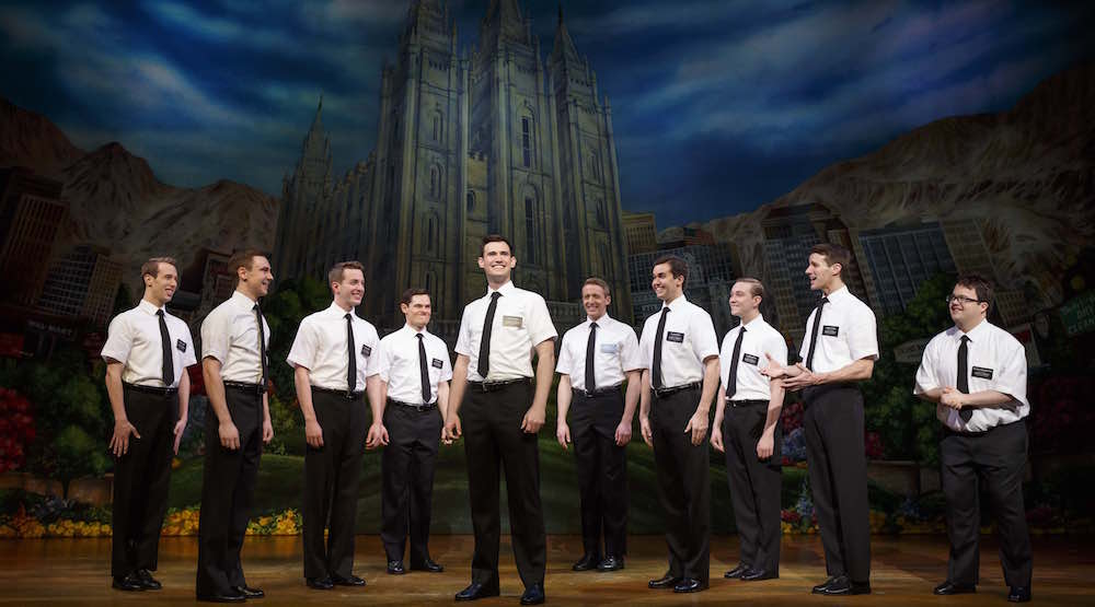The book of mormon company the book of mormon c joan marcus 2016