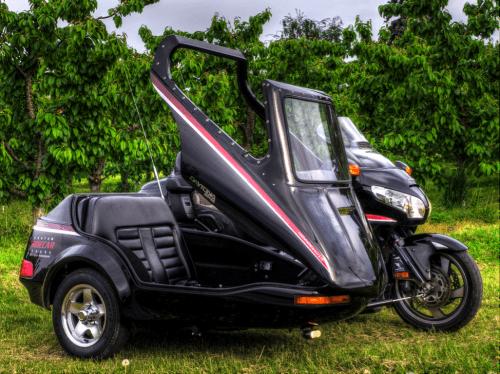 Image: Custom Sidecar Tours