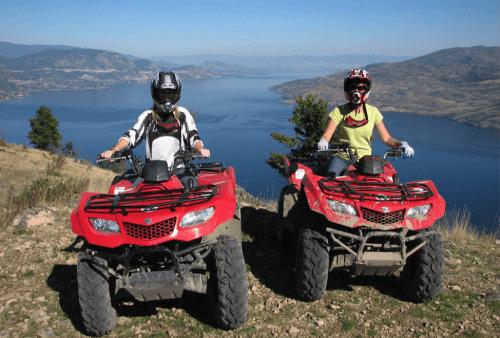 Image: Okanagan ATV Tours