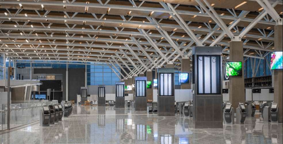 Calgary International Airport's new terminal slated to open fall 2016