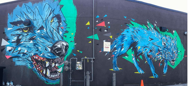 Vancouver Mural Festival: The artists changing the city's colours